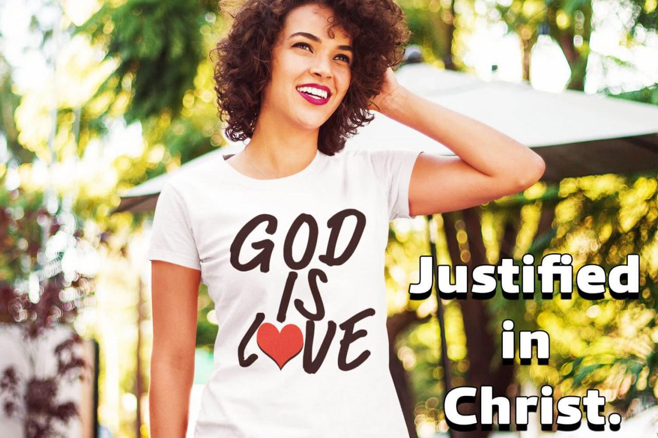 Justified In Christ