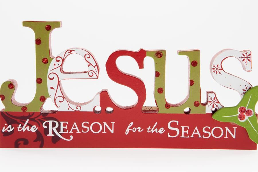 Jesus Is Reason For Christmas